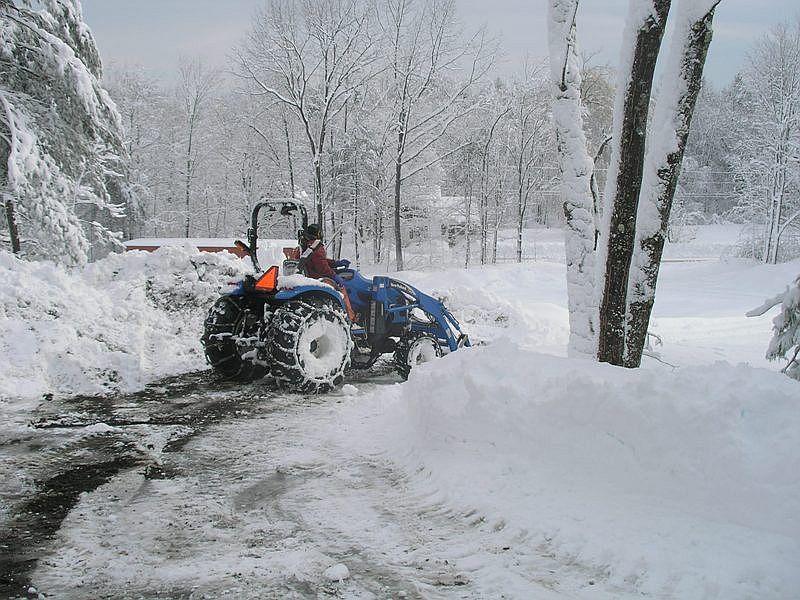 Dan Plowing