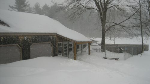 2013Blizzard_garageKennel